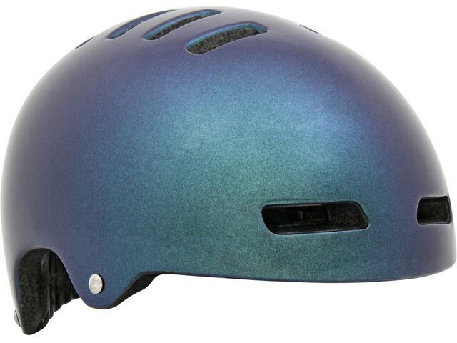 Lazer Armor Helmet metal flake green